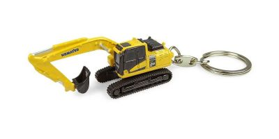 UNIVERSAL HOBBIES Key ring Komatsu PC210 LC-II  [No.E5854]