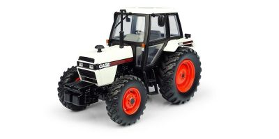 UNIVERSAL HOBBIES 1/32scale Case 1494 4WD White/Black Ver.  [No.E6208]