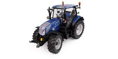 UNIVERSAL HOBBIES 1/32scale New Holland T5.140 Blue Power low roof high Visibility  [No.E6223]
