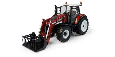 "UNIVERSAL HOBBIES 1/32scale New Holland T5.120 ""Centenario"" with 740TL Loader  [No.E6235]"