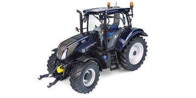 UNIVERSAL HOBBIES 1/32scale New Holland T6.175 Deep Blue Japan New Holland HFT Japan 50th Anniversary Model  [No.E6252]