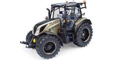 UNIVERSAL HOBBIES 1/32scale New Holland T5.140 Gold Japan New Holland HFT Japan 50th Anniversary Model  [No.E6255]