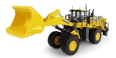 UNIVERSAL HOBBIES 1/50scale Komatsu WA600 - 8 Wheel loader  [No.E8127]