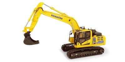 UNIVERSAL HOBBIES 1/50scale Komatsu HB215 LC-3 Hybrid Excavator  [No.E8135]