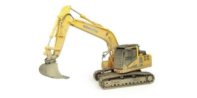 UNIVERSAL HOBBIES 1/50scale Komatsu PC210LC-II Weathering specification  [No.E8144]
