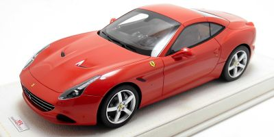 MR Collection 1/18scale フェラーリ カリフォルニア T Rosso Corsa Red [No.FE011D]