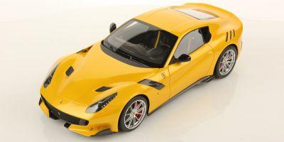 MR Collection 1/18scale Ferrari F12tdf (Giallo Tristrato) Yellow  [No.FE018A]