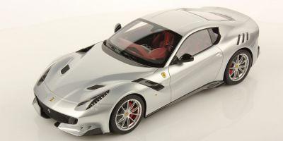 MR Collection 1/18scale Ferrari F12tdf (Argento Nurburgring)  [No.FE018C]