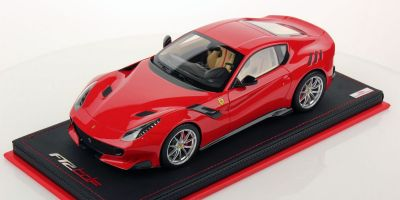MR Collection 1/18scale Ferrari F12tdf  Rosso Scuderia  [No.FE018E]
