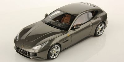 MR Collection 1/18scale Ferrari GTC4 Lusso Nuovo Grigio Ferro Met. (Gray metallic)  [No.FE019A]
