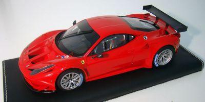 MR Collection 1/18scale FERRARI 458GT2 Rosso Corsa / Red [No.FE05A]