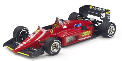 TOPMARQUES 1/18scale 156-85 #28 R.Arnoux  [No.GRP028B]