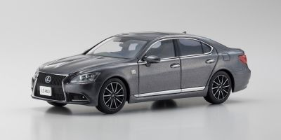 KYOSHO 1/43scale Lexus LS460 F SPORT Mercury Gray  [No.KS03659GR]
