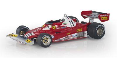TOPMARQUES 1/18scale Ferrari 312 T2 #11 Niki Lauda Zandvoort  [No.GRP014E]