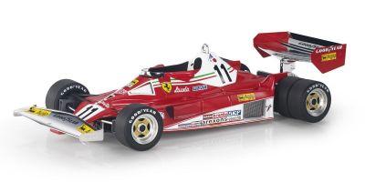 TOPMARQUES 1/18scale Ferrari 312 T2 1977 #11 Twin Wheel Niki Lauda  [No.GRP014F]