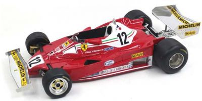 TOPMARQUES 1/18scale 312 T2 1978 No.12 G. Billneuve  [No.GRP014H]