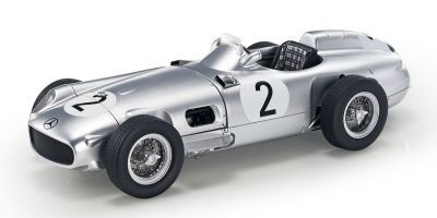 TOPMARQUES 1/18scale W196 Open wheel 1955 Argentine Grand Prix No.2 J.M. Fangio  [No.GRP015A]