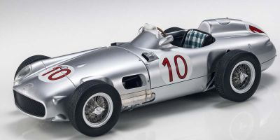 TOPMARQUES 1/18scale W196 OW 1955 Belgian GP Winner # 10 Fangio  [No.GRP015B]