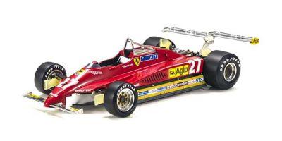 TOPMARQUES 1/18scale Ferrari 126C2 Long Beach # 27 G.Villeneuve  [No.GRP019C]