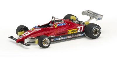 TOPMARQUES 1/18scale Ferrari 126 C2 Italian GP 1982 No.27  P.Tambay   [No.GRP019G]