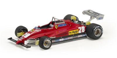 TOPMARQUES 1/18scale Ferrari 126 C2 Italian GP 1982 No.28 M.Andretti  [No.GRP019H]