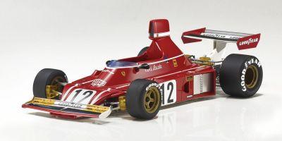 TOPMARQUES 1/18scale Ferrari 312 B3 No12 1974 Niki Lauda  [No.GRP025A]