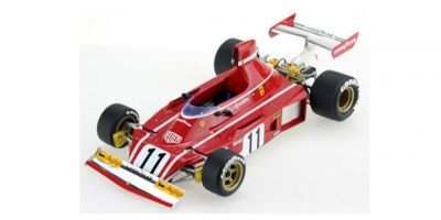 TOPMARQUES 1/18scale Ferrari 312 B3 1974 #1974 Clay Regazzoni  [No.GRP025B]