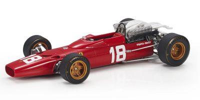 TOPMARQUES 1/18scale 312 F1 1967 #18 L.Bandini  [No.GRP030A]