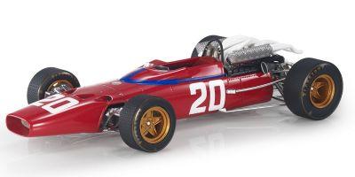 TOPMARQUES 1/18scale 312 F1 1967 #20 C. Amon  [No.GRP030B]