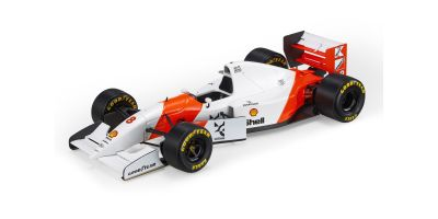 TOPMARQUES 1/18scale MP4 / 5B 1990 No, 28 G. Berger  [No.GRP034B]