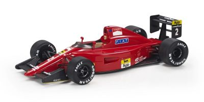 TOPMARQUES 1/18scale Ferrari 641 #2 1990 N.Mansell  [No.GRP035B]