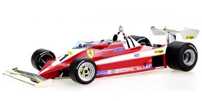TOPMARQUES 1/18scale 312 T3 No, 11 C. Reutemann  [No.GRP037A]