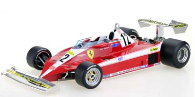 TOPMARQUES 1/18scale 312 T3 No, 12 G. Bill Neuve  [No.GRP037B]