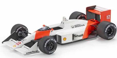 TOPMARQUES 1/18scale MP4/4 No,12 A.Senna  [No.GRP043B]