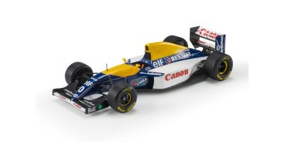 TOPMARQUES 1/18scale Williams FW15C 1993 No,0 D.Hill  [No.GRP047A]