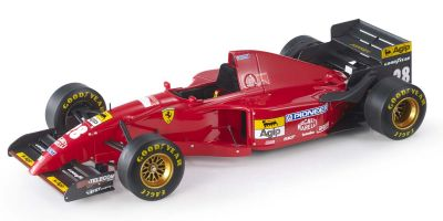 TOPMARQUES 1/18scale 412 T2 1995 No.28 G. Berger  [No.GRP048B-C]