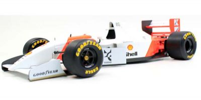 TOPMARQUES 1/18scale MP4 / 8 1993 No, 8 A. Senna  [No.GRP052A]