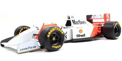 TOPMARQUES 1/18scale MP4 / 8 1993 No, 7 M. Hakkinen  [No.GRP052B]