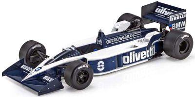 TOPMARQUES 1/18scale Brabham BT55 No.8 Elio de Angelis  [No.GRP058B]