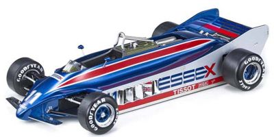 TOPMARQUES 1/18scale Lotus 88 Blue 1981 No, 11  [No.GRP059A]