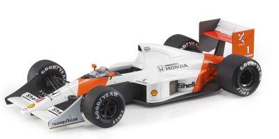 TOPMARQUES 1/18scale MP4 / 5 No.1 A. Senna  [No.GRP062A-C]