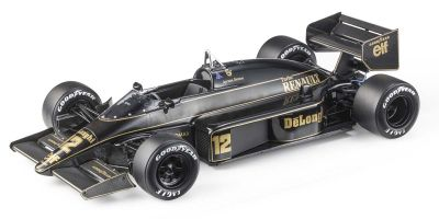 TOPMARQUES 1/18scale Lotus 98 No.11 J. Dunfreeze (with clear case + base)  [No.GRP067B]