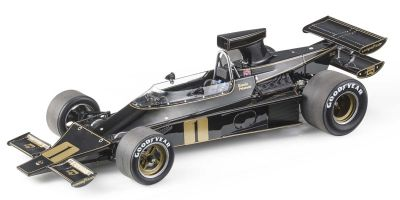 TOPMARQUES 1/18scale Lotus 76 1975 No.1 R. Peterson (with clear case + base)  [No.GRP094A]