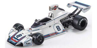 TOPMARQUES 1/18scale Brabham BT44B No,8 C.Pace  [No.GRP104B]