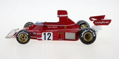 TOPMARQUES 1/43scale Ferrari 312 B3 1974 No.12 N. Lauda Spanish GP N.Lauda  [No.GRP43001C]