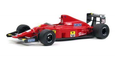 TOPMARQUES 1/43scale Ferrari F189 640 No.28 G.Berger  [No.GRP43002B]