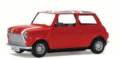 CORGI Classic Mini Red / Union Jack Corgi Best of British  [No.CGGS82109]