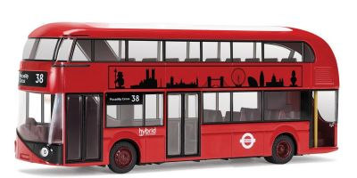 CORGI scale Best of British New Routemaster For London  [No.CGGS89202]