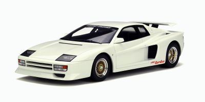 GT SPIRIT 1/18scale Koenig Testarossa Twin Turbo White  [No.GTS012KJ]