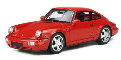 GT SPIRIT 1/18scale Porsche 911 (964) Carrera RS 3.6 Club Sports (Red)  [No.GTS060]